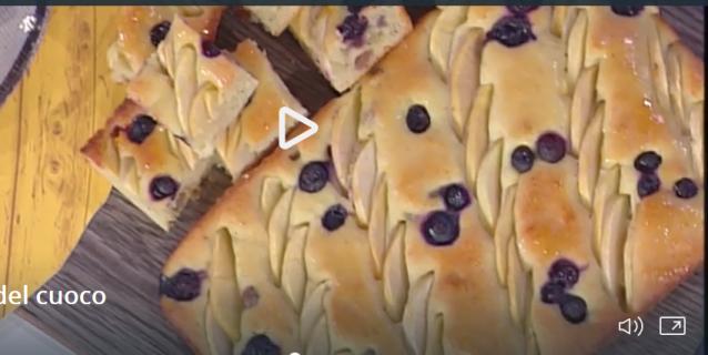 torta di mel senza zucchero